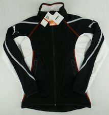 NWT Authentic Puma Damen CrewMid Thermal Insulation Fleece jacket Size Womens XS