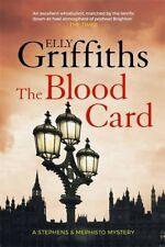 The Blood Card: Stephens and Mephisto Mystery 3,Elly Griffiths