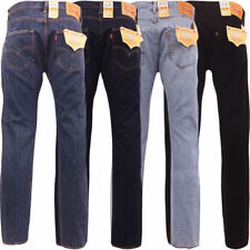 Levi's Cotton Indigo, Dark wash Jeans for Men