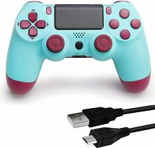 Wireless Controller for PS4 Playstation 4 Dual Shock 4 (A - Charm Blue)