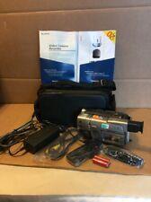 SONY CCD-TRV57 HANDYCAM Vision 8mm Video HI8 Camcorder/ Tape Player