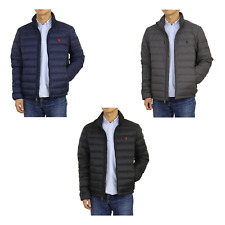 Polo Ralph Lauren Packable Down Puffer Jacket Coat w/ no hood -- 3 colors --