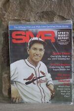 SMR Sports Market Report PSA/DNA Guide Magazine DIZZY DEAN DECEMBER 2015 NEW