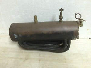 Steam Engine Accessory - Boiler Parts