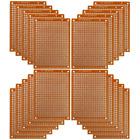 10/20 PCS Single Side 5x7cm PCB Strip board Printed Circuit Prototype Track LW