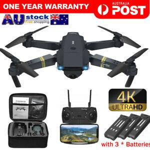 4K HD E58 Drone X Pro Aerial Camera WIFI FPV Foldable Mini Selfie RC Quadcopter