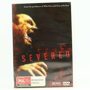 Severed Paul Campbell Sarah Lind Horror Carl Bessai DVD Good Condition