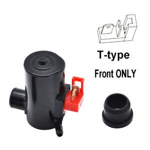 XUKEY Front Windshield Wiper Washer Pump For Subaru Impreza Honda Civic Single