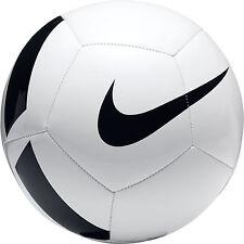 Nike 2017 Pitch Team Football Soccer Ball Sports White/black Sc3166-100 Size 5