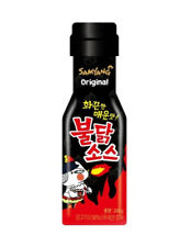 (New Release) Samyang Fire Noodle Challenge Spicy Hot Sauce 200 g Buldak