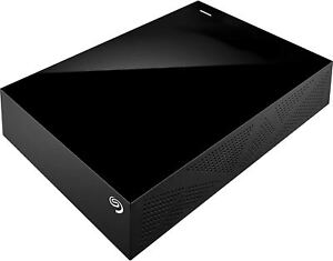 Seagate Desktop External Hard Drive HDD – USB 3.0 for PC Laptop and Mac Black