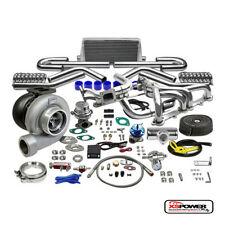 GT45 13PC T4 TURBO KIT+MANIFOLD+INTERCOOLER CHEVY SMALL BLOCK SBC CAMARO/PICKUP