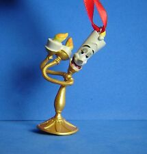 Disney Sketchbook Ornament Lumiere Candelabra Beauty and the Beast LE 1200 NEW