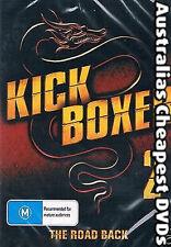 Kickboxer 2 DVD NEW, FREE POSTAGE WITHIN AUSTRALIA REGION 4