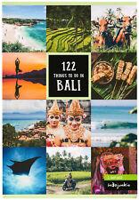 2. Auflage 2019: 122 Things to Do in Bali Buch Reiseführer Indojunkie Indonesien