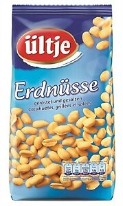 (6,39€ / 1kg) Ültje Erdnüsse geröstet und gesalzen 1kg