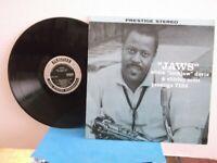 """Eddie """"Lockjaw"""" Davis & Shirley Scott,Prest.7154,""""JAWS"""",US,LP,st.,RVG,1959,Mint-"""