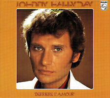 JOHNNY HALLYDAY - CD - DERRIERE L'AMOUR