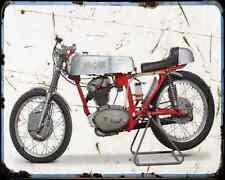 Ducati 175 Sprint  1 A4 Photo Print Motorbike Vintage Aged