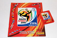 PANINI WM 2010 South Africa – 1 X ALBUM VUOTO EMPTY ALBUM GERMANY edizione tedesca