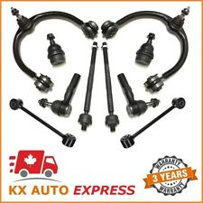 10 Pieces Steering & Suspension Kit for Jeep Commander Grand Cherokee 2005-2010