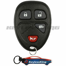 Replacement for Chevrolet Uplander - 2005 2006 2007 2008 2009 4but Remote