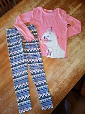 Gymboree Cute Cat Legging Outfit, Girl Size 10/12