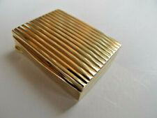 14K Gold Pill Box 16.8 grams