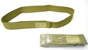 """PCS Light Olive Quick Adjustable Trouser Belt - Size LARGE 34-38"""" Waist"""