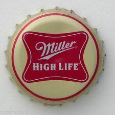 Miller Beer Bottle Cap  Refrigerator Magnet