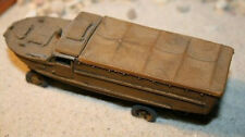 MGM 060-016 1/72 Resin WWII Japanese Toyota 2 Ton 4x4 Amphibious Truck