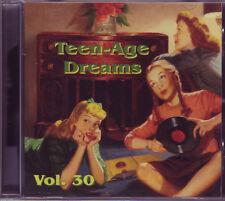 V.A. - TEEN-AGE DREAMS Vol.30 Popcorn & Teenage CD