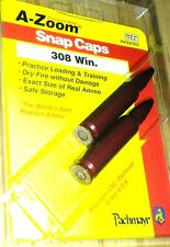 A-Zoom * Precision Metal Snap Caps for .308 Win.  #12228 *  New!