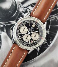 Vintage Breitling Navitimer Date 7806