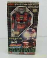 Popy Space Sherrif Sharivan Electronic Figure Juspion Shaider Gavan Chogokin