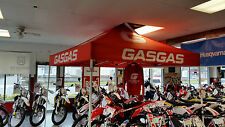 GASGAS MOTORCYCLE TRIALS ENDURO TXT R 10x10 Pop-up canopy txt ec trials shelter