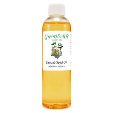 4 fl oz Baobab Seed Carrier Oil (100% Pure & Natural) - GreenHealth
