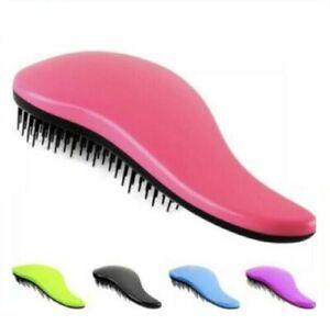 Detangler Hair Tangle Brush Hair Teezer Comb Professional Hair Styling Tool Box