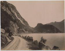 Knudsen. Norvège, Odde i Hardanger Vintage print.  Photomécanique  21x27