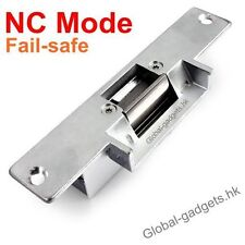 NC Electric Strike Door Lock for Access Control system Fail-Safe Strike Lock