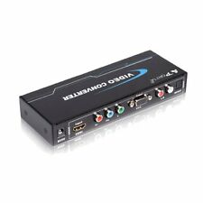 Portta PETHVRP HDMI to Component Ypbpr VGA Converter Adapter - NotforWindows