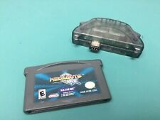 GameBoy Advance Wireless Adapter AND Medabots AX: Rokusho game GBA