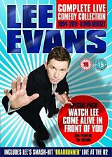 Lee Evans: Complete Live Comedy Collection 1994-2011 DVD Box Set[Region 2]