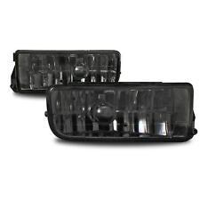 2x faros antiniebla cristal claro negro incl. peras h1 izquierda + derecha para bmw e36