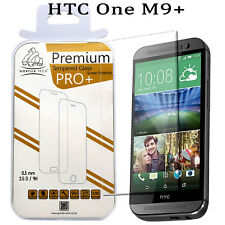 New Genuine Gorilla Tempered Glass Screen Shield Protector For HTC One M9 Plus +