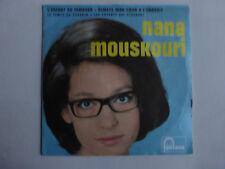 nana mouskouri-l'enfant au tambour-EP 45 tours