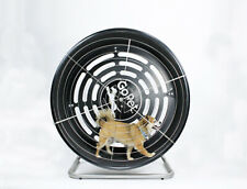 GoPet TreadWheel Treadmill Exercise Weight Control for Small Dogs/Cats