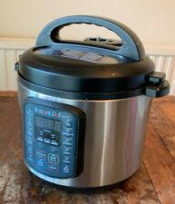 Instant Pot Duo SV 60 1000W, 9-in-1 Electric Pressure Cooker 5.7L.