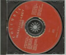 Mariah Carey, Hero (Live); 1 track PR-CD Single