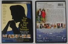 Woody Allen  You will Meet a Tall Dark Stranger  U.S. dvd in standard case